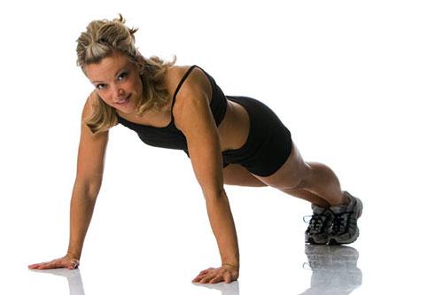 7 минут фитнеса в день — и вы в отличной форме!