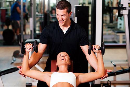 Работники индустрии фитнеса довольны жизнью