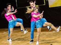 Чемпионат и первенство России по фитнес-аэробике и хип-хопу 2013