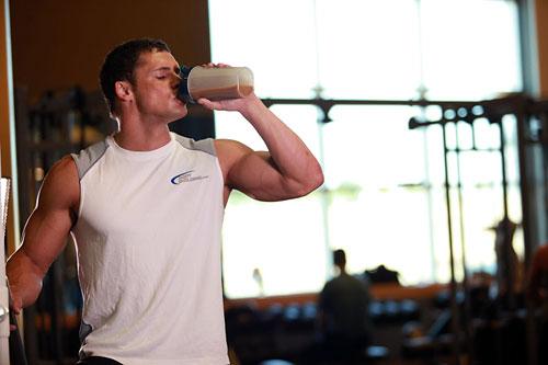 Казеин для роста мышц