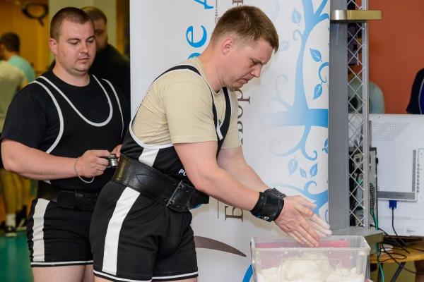 Открытый турнир по жиму лежа WPC