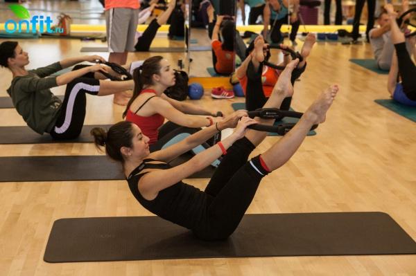 � ������ � ������-����� ILove Fitness