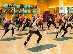 В гостях у фитнес-клуба ILove Fitness