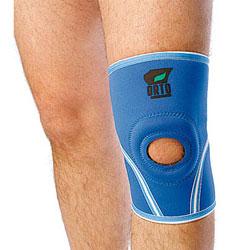 Наколенник — это средство для восстановления и поддержки коленного сустава и его мышц, улучшения кровообращения и устранения отечности.