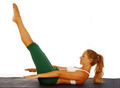 Как похудеть с помощью йоги и пилатеса. Программа тренировок
