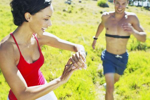 Фитнес на свежем воздухе!