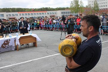 Новый рекорд Сергея Рачинского