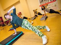 X Международная летняя школа фитнеса