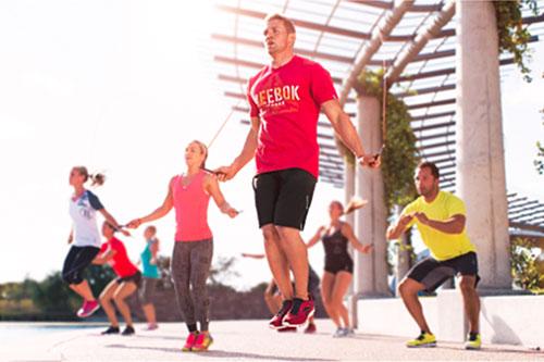 Reebok Fitness Weekends: присоединяйся!