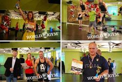 World Gym Кутузовский подвел итоги главного фитнес-марафона года Body Boom