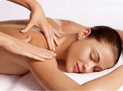 Студия массажа — одно из самых приятных и комфортных мест комплекса L Orange Group