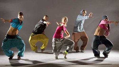 I открытый фестиваль спорта и танца «Сила движения»