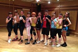 Новые занятия Womans Boxing (женский бокс)