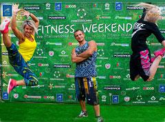 Все краски фитнеса на свежем воздухе!