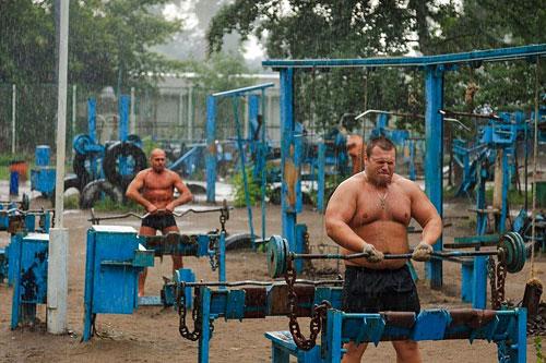 Народный фитнес-центр в Киеве признали самой суровой качалкой в мире