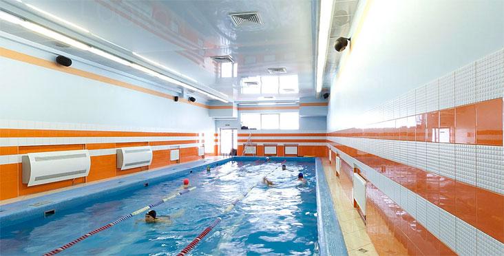 Фитнес + бассейн = 6900 рублей в Extra Sport  ТК «Питер»!