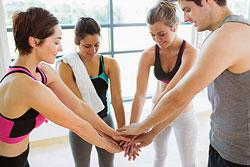 Акция «Большая гонка» в Fitness&More