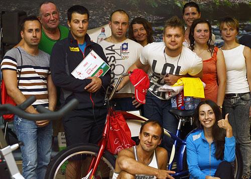 Поздравляем финалистов заезда Tour De France — Vittel!