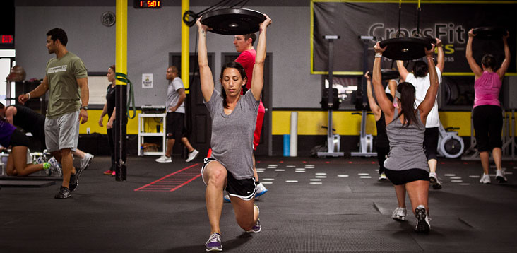 �������� ���� �� CrossFit � Fitness Family ��������