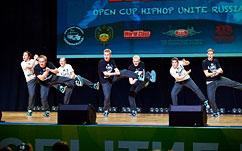 На церемонии награждения Onfit Awards 2013 выступит зажигательная команда Art Of Motion