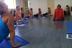 Мастер йоги Аумпракаш Гаур проведет в Москве семинары