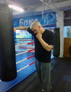 В «ЕвроФитнес» объявлен набор в секцию бокса Peek-A-Boo