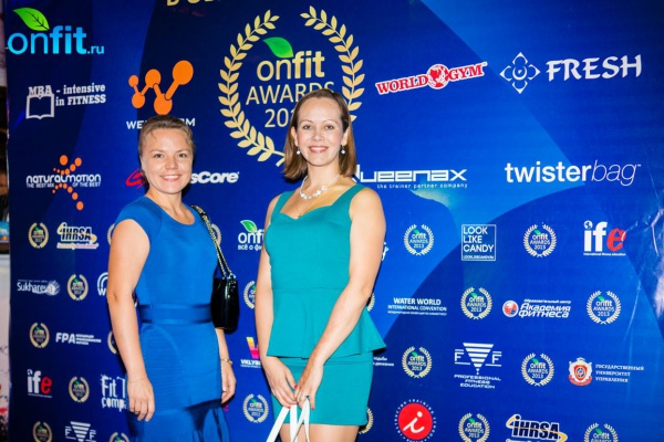 ��������� ����������� Onfit Awards 2013