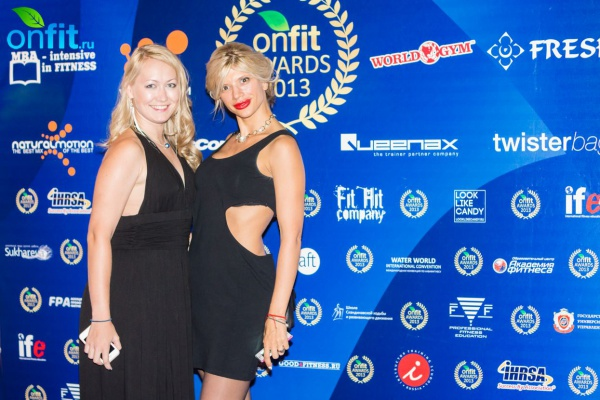 Церемония награждения Onfit Awards 2013