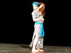 Поздравляем с победой на конкурсе восточного танца!