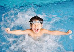 Детская школа по плаванию в «Территория Фитнеса Самара» начинает набор!