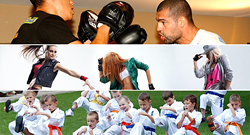 В фитнес-клубе «Фитлэнд» проводятся наборы в различные группы