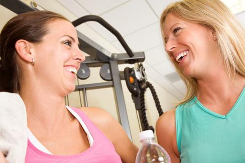 Приведи друга и получи скидку на свой абонемент в фитнес-клубе «Фитлэнд»!
