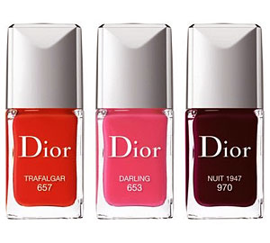 ������� ��������� Rouge Dior Fall 2013 Makeup Collection