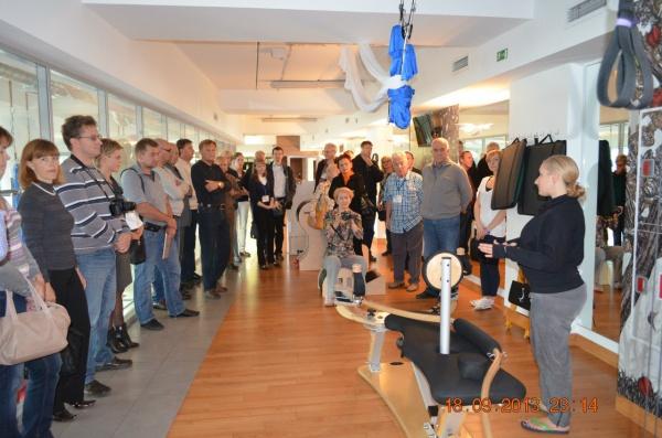 Клуб Newtone посетили лучшие врачи России