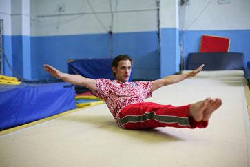 Михаил Башкатов: Вышка воспитывает настоящий мужской характер