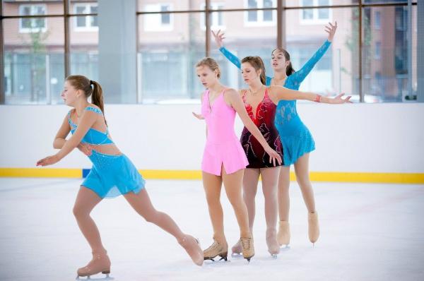 Открытие ледового сезона в Alex Fitness