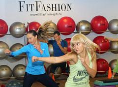 ������ ������� ������� � FitFashion �Ginza Fitness�
