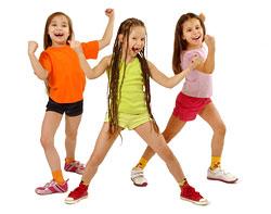 Открытые уроки детского фитнеса в «Сфера фитнес»