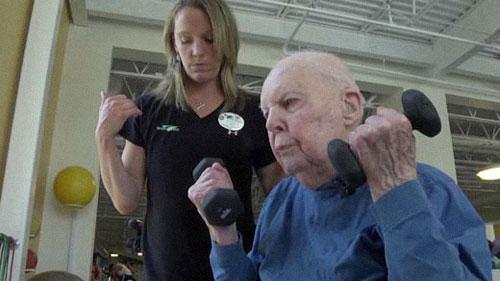 Фитнес полезен и в 90 лет! Мнение ученых