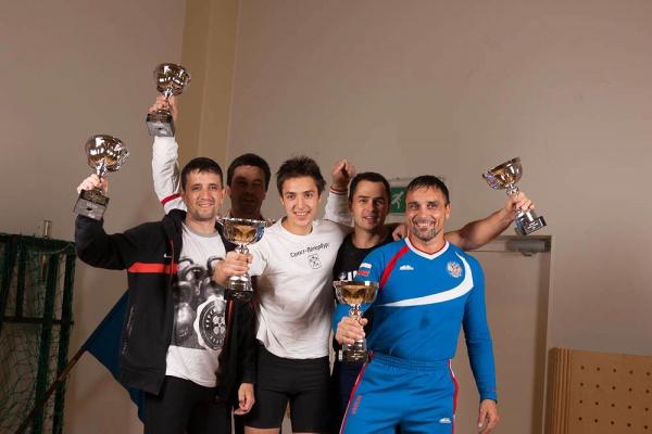Международный турнир по гиревому спорту