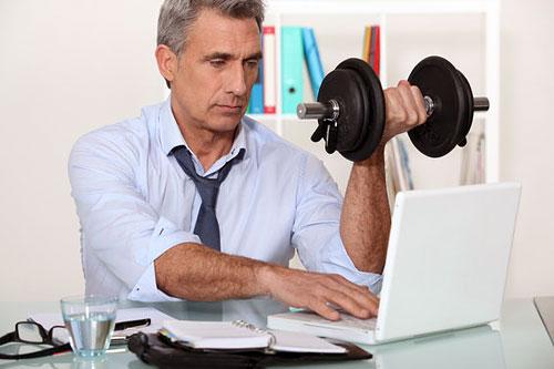Фитнес помогает начальникам быть эффективнее. Новое исследование