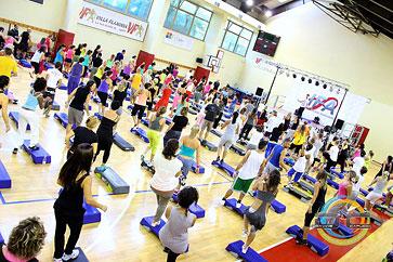 Инструктор групповых программ «Фитнес-центра 100%» о конкурсе IFA