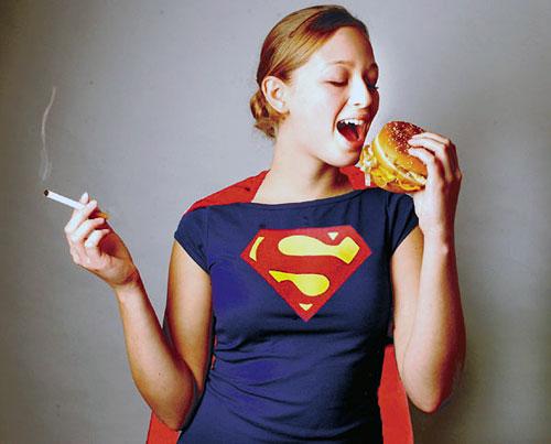 Москвичи болеют из-за неправильного питания