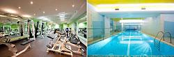 До 27 октября! Фитнес+бассейн всего 10500 рублей в клубах сети I Love Sport!