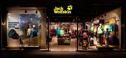 В Москве открылся первый магазин Jack Wolfskin