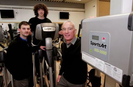 Британский фитнес-клуб «подпитывается» энергией клиентов