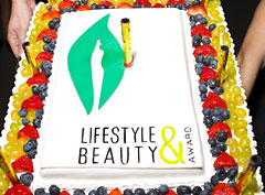 ������ � ������� ������� � �������� LifeStyle&Beauty Awards