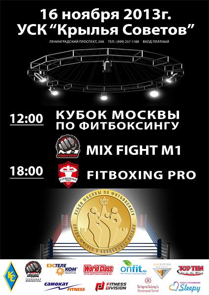 Кубок г. Москвы по фитбоксингу