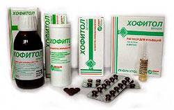 Препараты на основе флавоноидов других растений