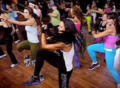 Zumba: фитнес, танец или вечеринка?
